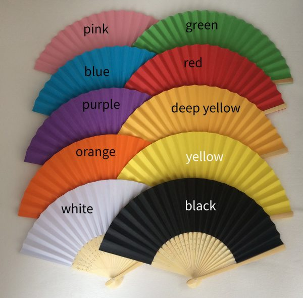 customized-paper-fans-wholesale-wedding-birthday-bachelorette-gifts-ideas